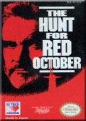 hunt for the red october boitier du jeu