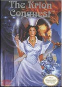 krion conquest cover NES